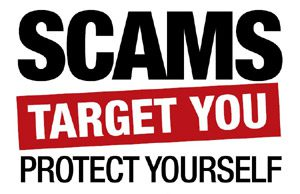 ways to avoid scams online work from home