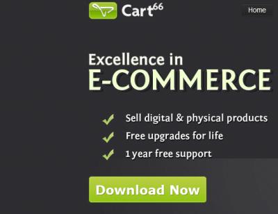 cart66 WordPress membership plugin