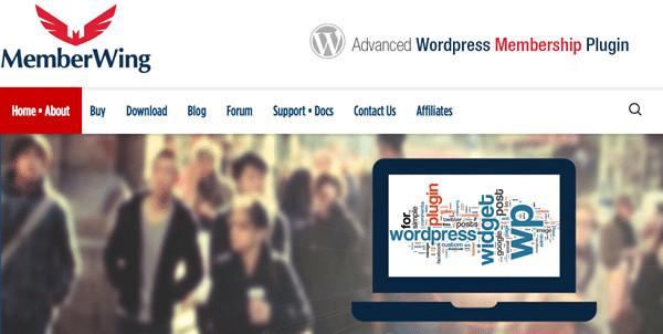 MemberWing-X WordPress membership plugin