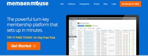 MembersMouse WordPress membership plugin