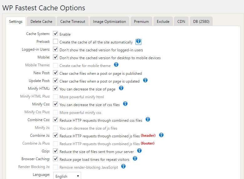WordPress Fastest cache Plugin to Increase Website Speed