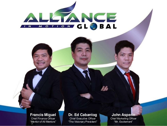 Alliance in Motion Global Founders