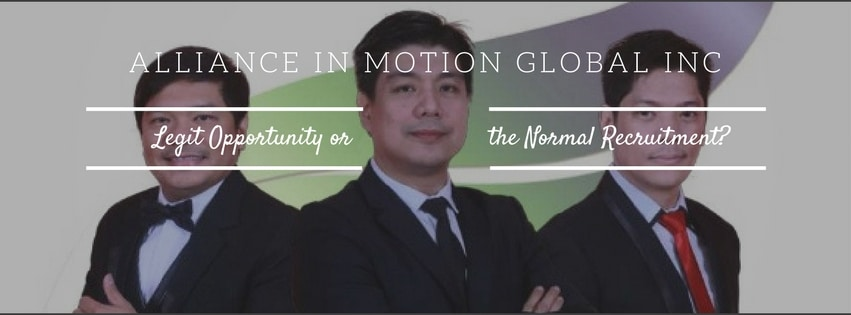 Alliance in Motion Global Inc Scam Review