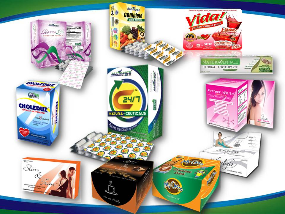 Alliance in Motion More Products