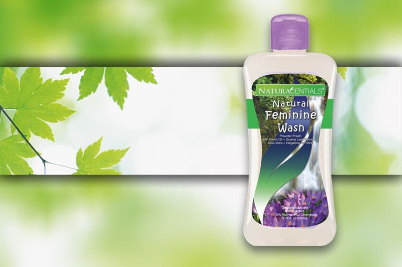 Alliance in Motion Natural Feminine Wash
