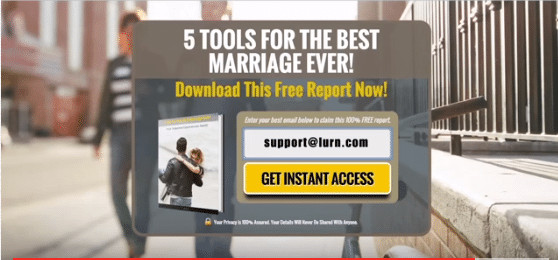 Inbox Blueprint Review - Opt- in Pages