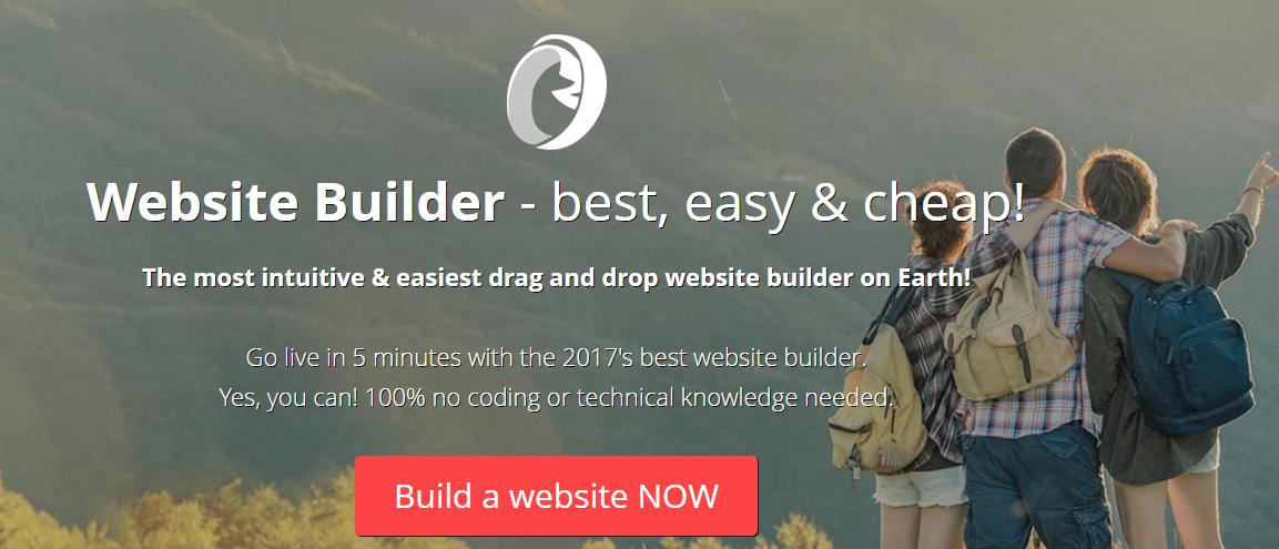 Hostinger Review - Website builder