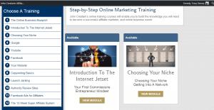 Internet Jetset Review - Core Training