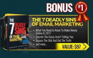 Wealthy Affiliate Bonus 1