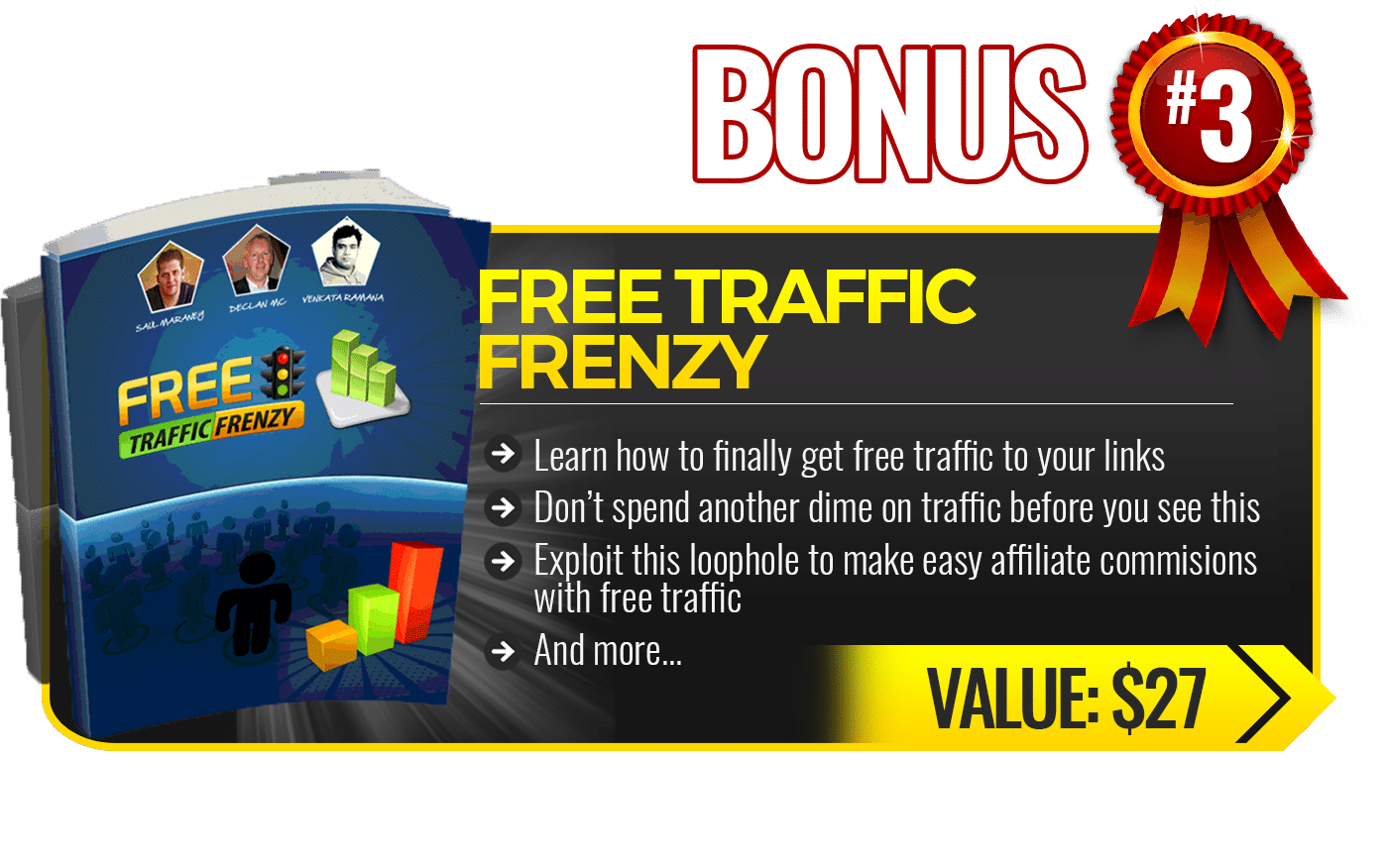 Wealthy Affiliate Bonus 3