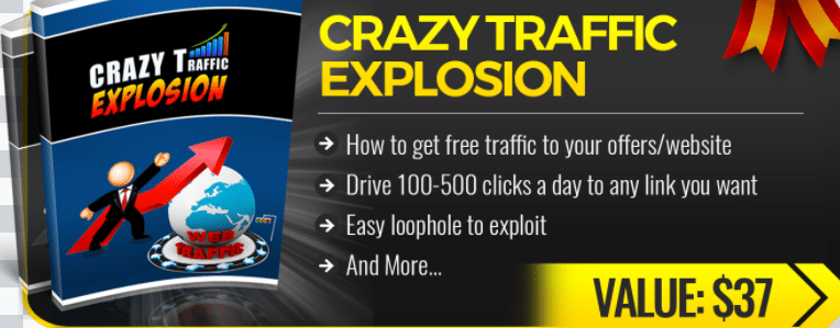 Crazy Traffic Explosion Bonus