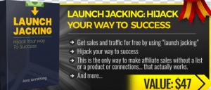 Launch Jerking Bonus