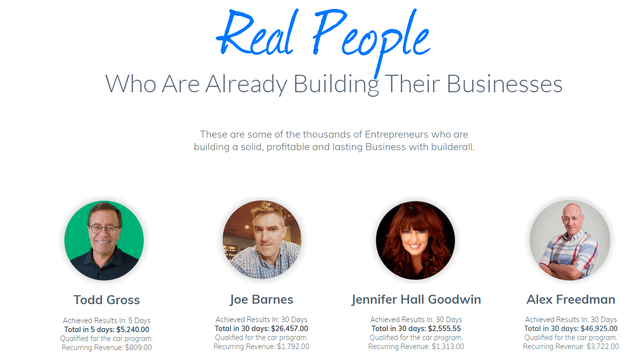 BullderAll Business Review- Real People