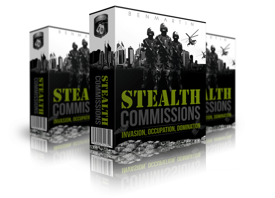 Stealth Commission Review- Main Product