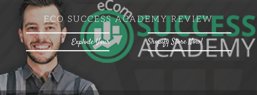 eCom Success Academy Review- Featured