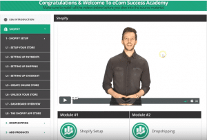 eCom Success Academy Review-What is it?