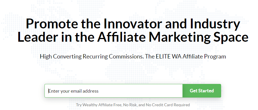 Wealthy Affiliate Review - The Affiliate Program