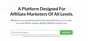 Wealthy Affiliate Review - All Level of Marketers