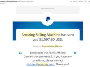 Wealthy Affiliate Discount - amazing Selling Machine