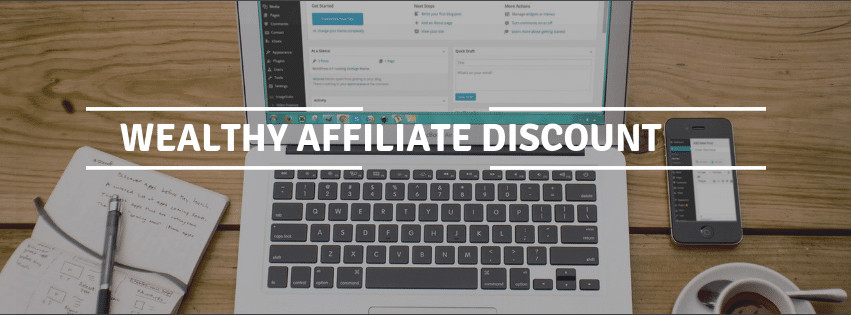 Wealthy Affiliate Discount