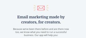 ConvertKit Email Autoreponder Softtware