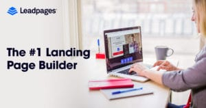 Lead Pages Landing Page Builder Software