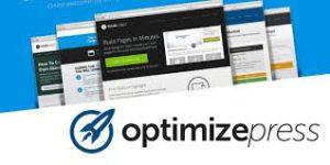 OptimizePress Landing Page Builder Softtare