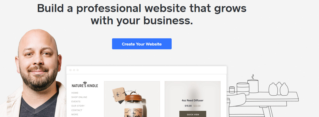 This is an Imge Showing Weebly as one of the Best Website Builders