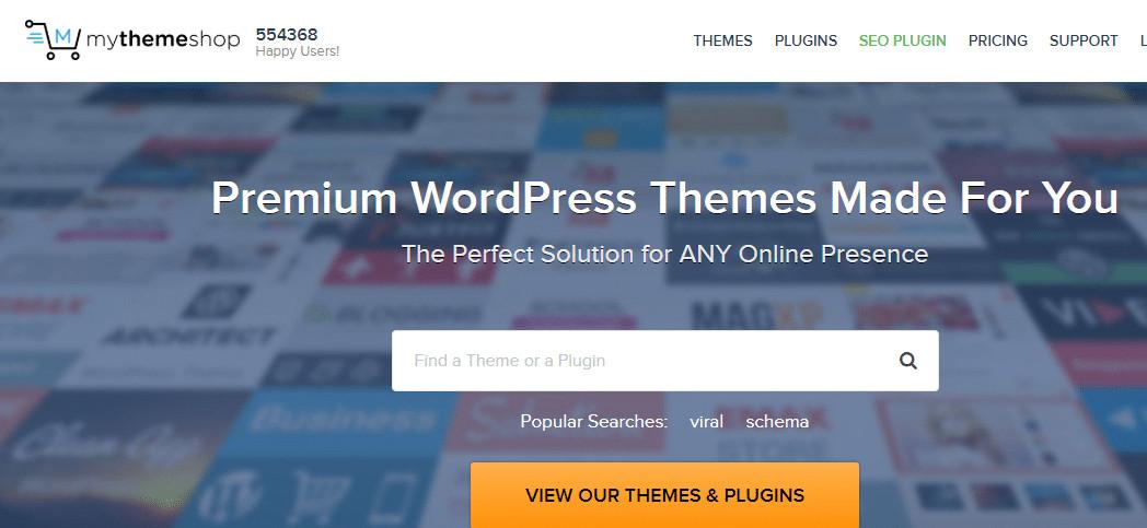 Mythemeshop Premium WordPress Theme