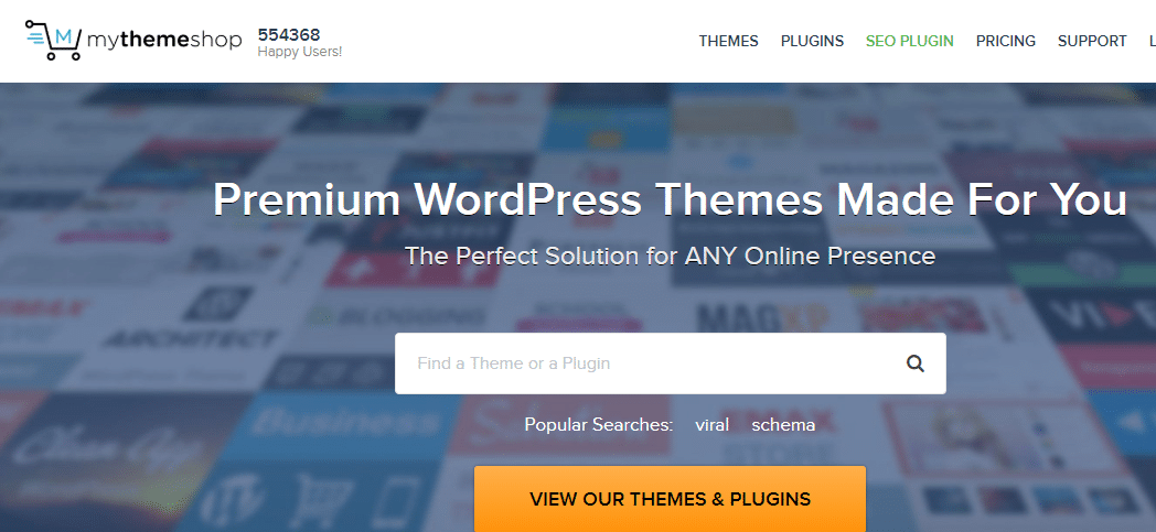 Mythemeshop Premium WordPress Theme