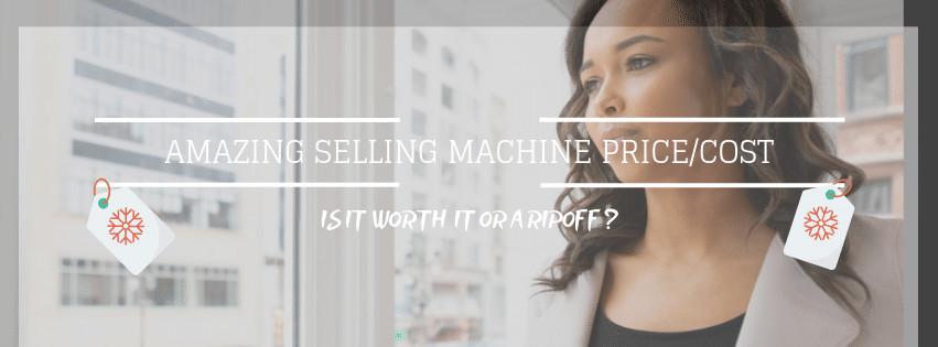 Amazing Selling Machine Price
