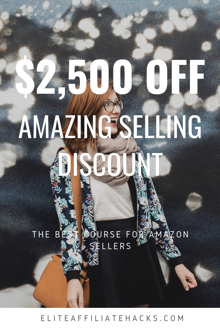 Amazing Selling Machine Discount - Save This on Pinterest