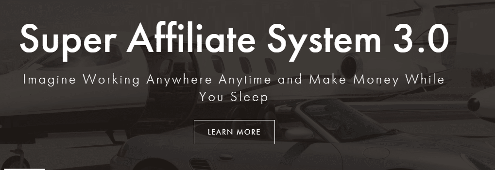 The Super Affiliate System Review - Main Page