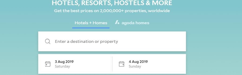 Agoda Travel Affiliate Program