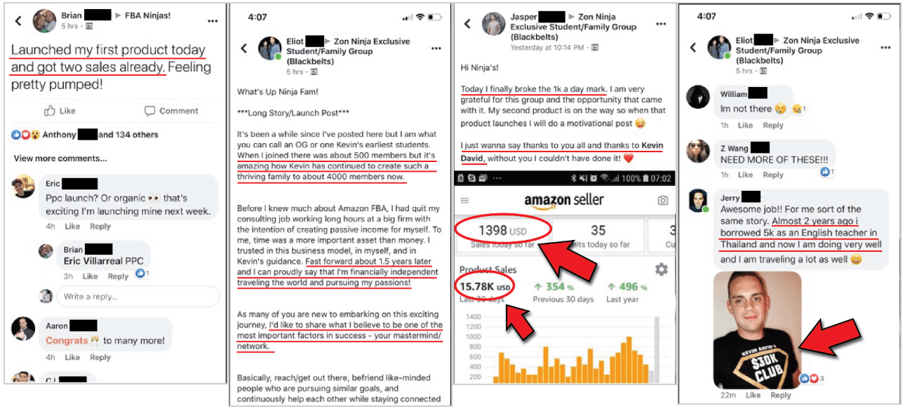 Amazon FBA NInja MasterClass Review