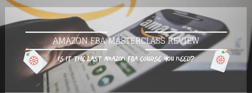 Amazon FBA Ninja Msterclass by Kevin David