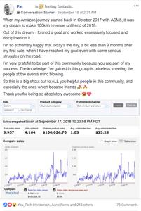Amazing Selling Machine Success story