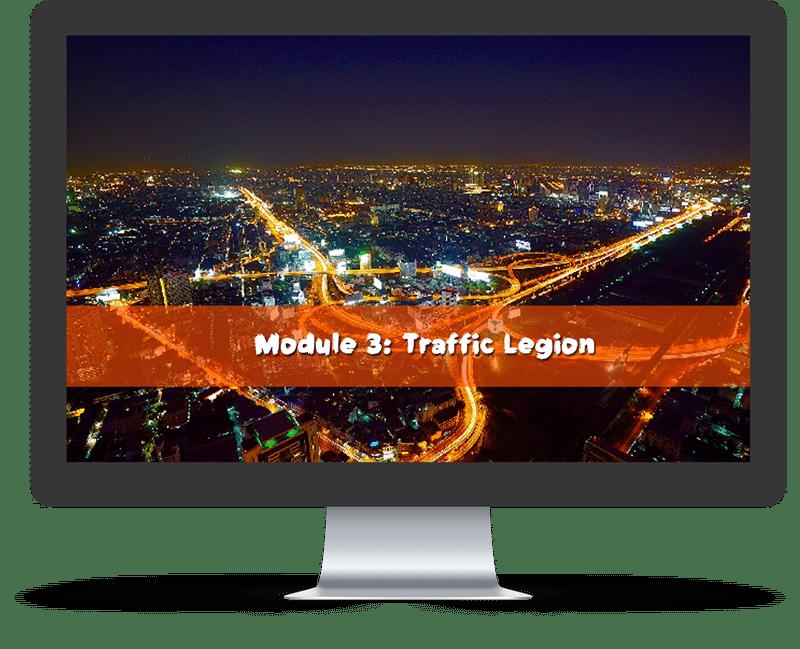 Affiliate Secrets Module 3- The Traffic Legion