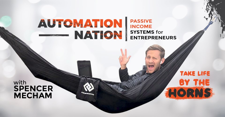 Automation Nation Affiliate Marketing Group by Spencer Mecham